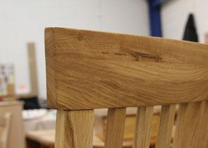 Oak Dining Room Chairs and Stools