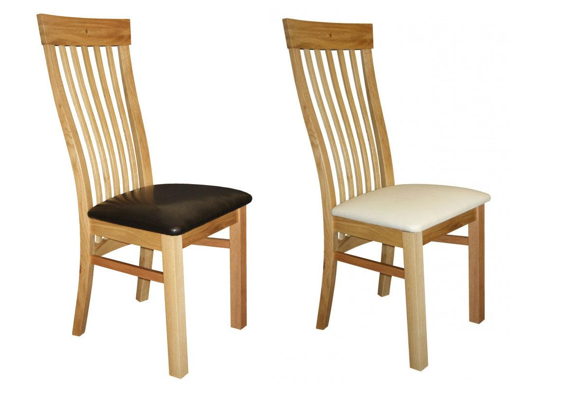 Scandinavian Style Hardwood Chairs