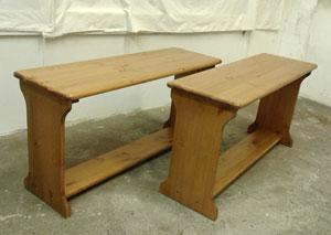 Pine benches for sale, custom, bespoke and of the best quality possible at these prices