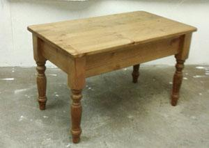 Occasional Pine Tables and Pine Hall Tables