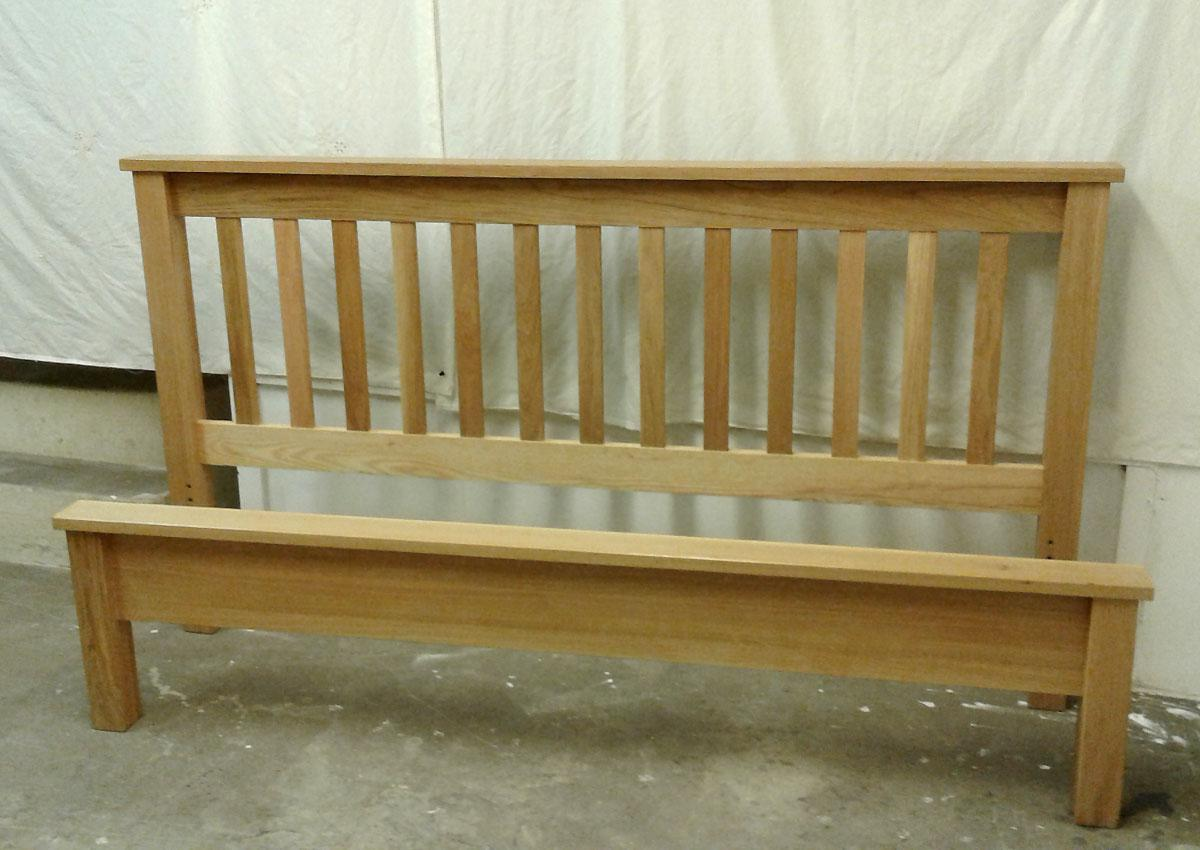 Exmoor Oak Bed