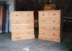 Probably the finest hand built, hand finished Oak, Pine & Painted Furniture available at these prices.