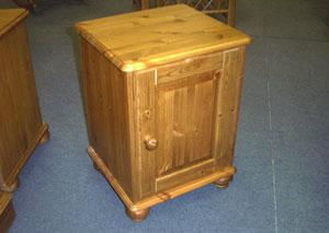 We hand build and hand finish all of our furniture using the highest standards
